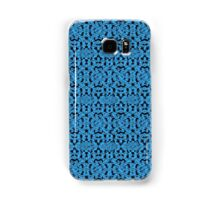 Carved Turquoise Samsung Galaxy Case/Skin