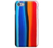 Line Series 4 iPhone Case/Skin