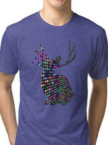 The Spotty Rabbit Tri-blend T-Shirt