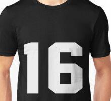 Team Jersey 16 T-shirt / Football, Soccer, Baseball Unisex T-Shirt