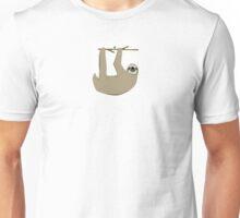 Hanging Sloth Unisex T-Shirt