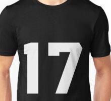Team Jersey 17 T-shirt / Football, Soccer, Baseball Unisex T-Shirt