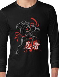 NINJA CREEPER Long Sleeve T-Shirt