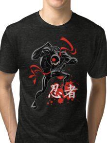 NINJA CREEPER Tri-blend T-Shirt