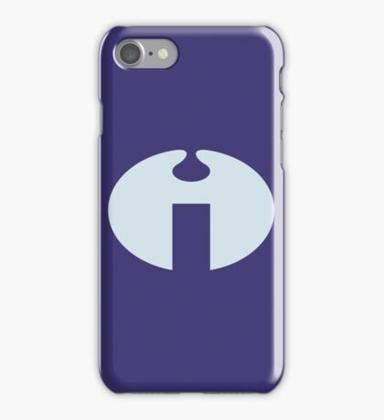 The Impossibles Symbol from Venture Bros. iPhone Case/Skin