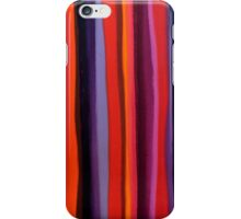 Line Series 5 iPhone Case/Skin