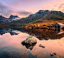 The Boatshed by Jan Fijolek