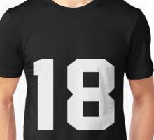 Team Jersey 18 T-shirt / Football, Soccer, Baseball Unisex T-Shirt