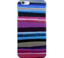 Line Series 6 iPhone Case/Skin
