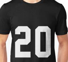 Team Jersey 20 T-shirt / Football, Soccer, Baseball Unisex T-Shirt