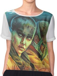 Fury Road 2.0 Chiffon Top
