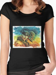 Fury Road 2.0 Women's Fitted Scoop T-Shirt