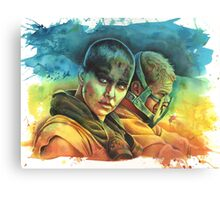 Fury Road 2.0 Canvas Print