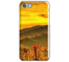 Kitzeck Sunset iPhone Case/Skin