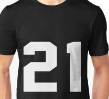 Team Jersey 21 T-shirt / Football, Soccer, Baseball Unisex T-Shirt