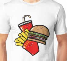 Burger'n'Fries Unisex T-Shirt