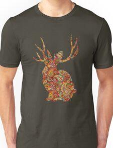 The Paisley Rabbit Unisex T-Shirt