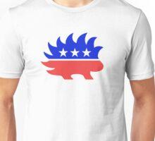 Libertarian Porcupine T-Shirt Unisex T-Shirt