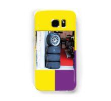 24 LeMans2 - Pit Tyres Samsung Galaxy Case/Skin