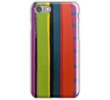 Line Series 10 iPhone Case/Skin