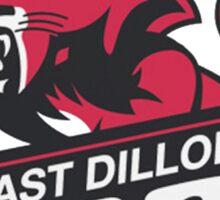 East Dillon Lions Sticker