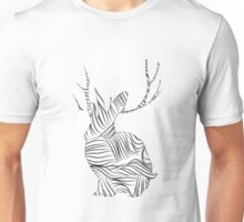The Stripy Rabbit Unisex T-Shirt