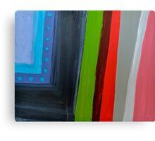 Line Series 12 Canvas Print