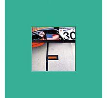 44 LeMans2 - Pit 30 Photographic Print