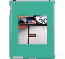 44 LeMans2 - Pit 30 iPad Case/Skin
