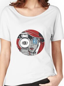 Zion T - Red Light Women's Relaxed Fit T-Shirt