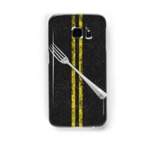 Fork In Road Samsung Galaxy Case/Skin