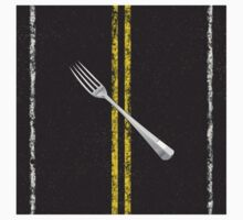 Fork In Road Baby Tee