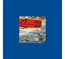 15 LeMans2 - Pit Leader 22 Photographic Print