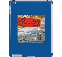 15 LeMans2 - Pit Leader 22 iPad Case/Skin