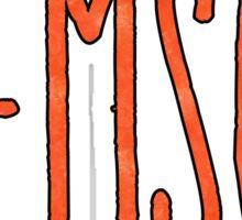 Clemson Sticker