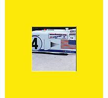 25 LeMans2 - Goosens Photographic Print