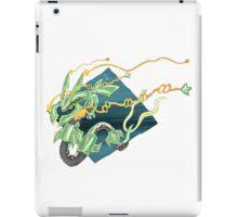 Mega Evolution Rayquaza iPad Case/Skin