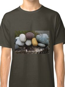 A cluster of stones Classic T-Shirt