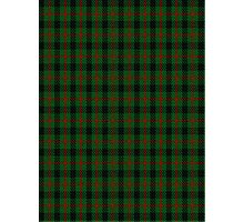 00213 Glen Lyon District Tartan  Photographic Print