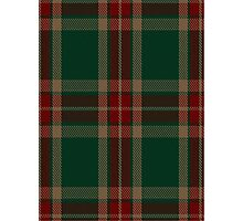 00216 Glen Trool District Tartan  Photographic Print