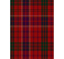 00217 Huntly District Tartan  Photographic Print