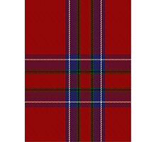 00218 Inverness District Tartan  Photographic Print
