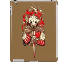 Macbeth iPad Case/Skin