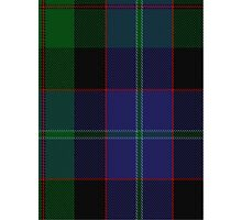 00221 Lochaber District Tartan  Photographic Print