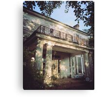 The House On Reese Road Canvas Print