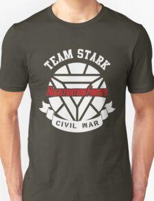 Registration Forces Team Stark Unisex T-Shirt