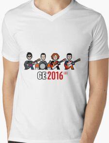 Georgia 2016 Mens V-Neck T-Shirt