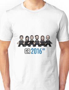 Greece 2016 Unisex T-Shirt