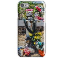 TEEN ANGEL iPhone Case/Skin
