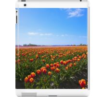 ...Tulips time in Holland ... iPad Case/Skin